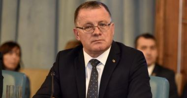 Adrian Oros, ministrul Agriculturii, are COVID-19