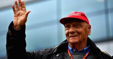 Niki Lauda, unul dintre cei mai mari piloți de Formula 1, a murit