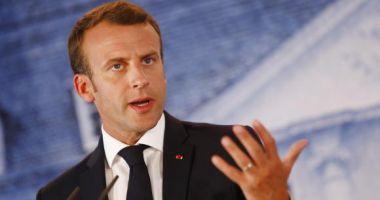 """Emmanuel Macron va face """"anunțuri importante"""" după protestele """"vestelor galbene"""""""