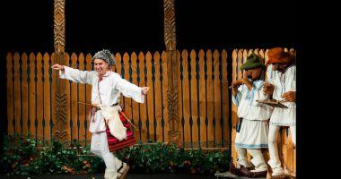 Păcală urcă pe scena Teatrului de Vară Jupiter