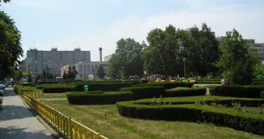 """""""Împreună pentru parcul nostru"""" / Trei instituții de învățământ vor să îngrijească de Parcul Casei de Cultură"""