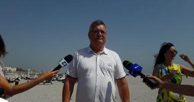 Directorul Administraţiei Bazinale de Apă Dobrogea Litoral, Paul Cononov, control pe litoral. AU FOST SANCŢIONAŢI OPERATORI DE PLAJĂ!