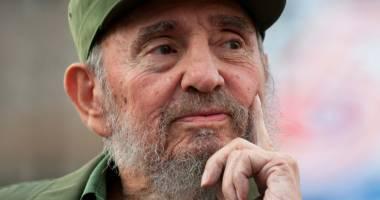 Informație de ultim moment despre Fidel Castro