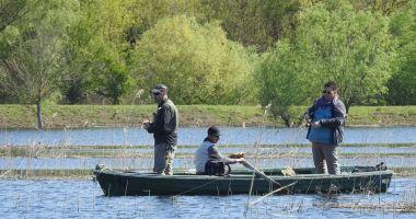Informația zilei, despre PROHIBIȚIA pescuitului în Deltă. Pescarii au cuvântul!