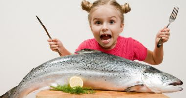 Peștele îmbunătățește și calitatea somnului