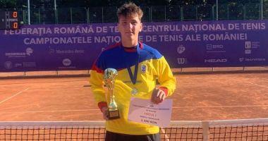 Pe urmele lui Pavel! Sebastian Gima, noul campion al României la tenis