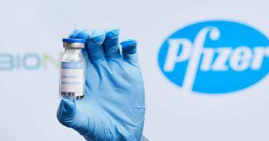O nouă tranşă de vaccin Pfizer BioNTech ajunge astăzi în România