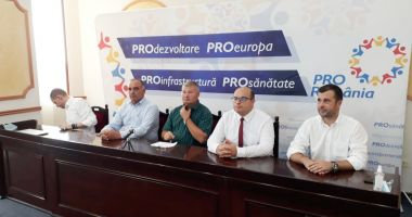Pro România și-a anunțat candidații pentru Primăriile Ovidiu, Aliman și Albești