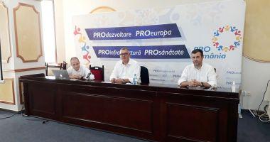 Francisc Ionuț Paloși, candidatul Pro România la Primăria Cumpăna