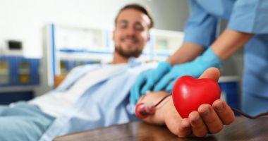 Picătura de optimism. Campanie de atragere a tinerilor în rândul donatorilor de sânge