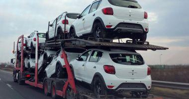 Două modele Dacia, în top 10 cele mai vândute mașini în Europa