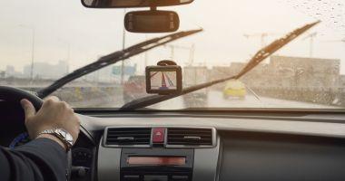 AVERTIZARE! Ploaie torențială pe Autostrada Soarelui