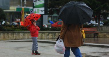 Ploi şi frig, de astăzi,  la Constanţa