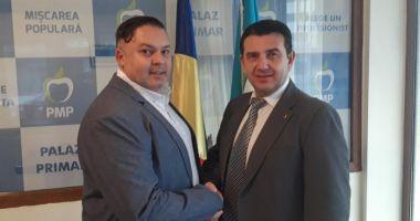 PMP și-a desemnat candidatul la Primăria Costinești