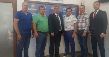 PMP și-a înființat echipă la Cogealac. Sorin Șapte, candidat la primărie