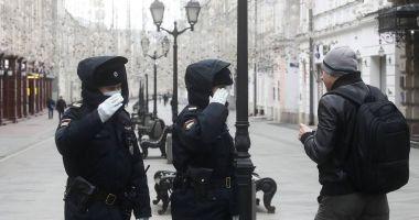 Luare de ostatici într-o bancă la Moscova