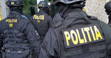 Percheziții ale procurorilor DNA și DGA la sediul Poliției Eforie Nord