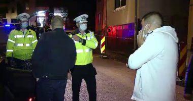 Petrecere în plină pandemie: Polițiștii au dat amenzi de 24.000 lei