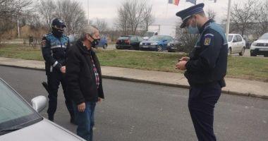 Poliţiştii de la Transporturi, în patrulă, în gări