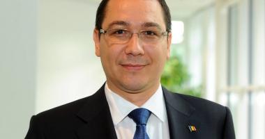OSCE / Victor Ponta, numit șef al delegației parlamentarilor români