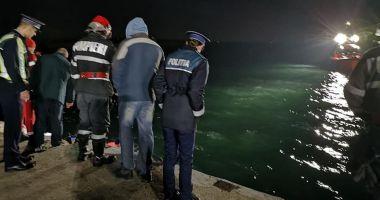 Accidentul din Portul Constanța, o TRAGEDIE. Trupul bărbatului, căutat și de scafandrii militari