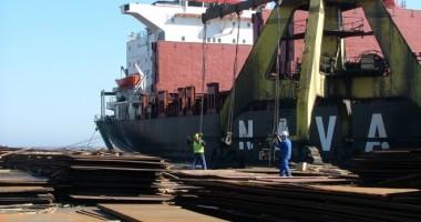 Portul Constanța, închis din cauza ceții dense