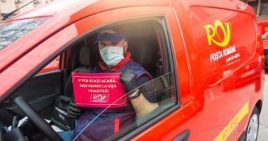 Premieră pentru Poșta Română. Se deschide o cursă poștală auto către Germania