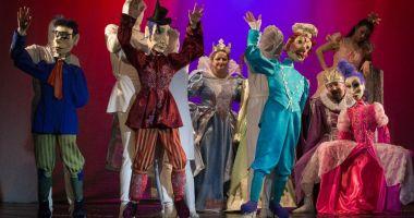 """Teatrul """"Căluţul de mare"""" continuă reprezentaţiile online"""