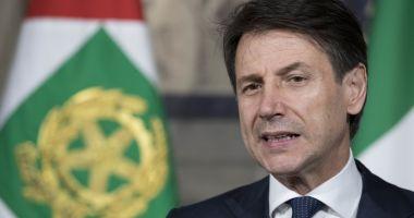 Premierul italian își va prezenta noul guvern de coaliție până miercuri