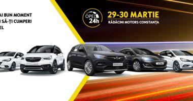 Oferte greu de refuzat pentru autovehiculele Opel, la Rădăcini Motors Constanța