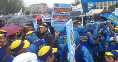 """Federația """"Solidaritatea Sanitară"""", implicată în greva generală de la Spitalul din Tulcea"""