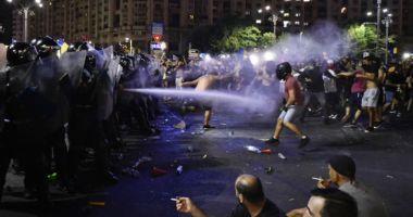 """Parchetul Militar a declinat dosarul protestelor. Dosarul """"10 august"""", trimis la DIICOT"""