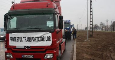 LE-A AJUNS CUȚITUL LA OS! Transportatorii, decizie de ultim moment