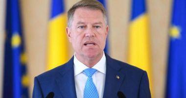 Iohannis: E bine să începem un proces de reflecție asupra viitorului NATO, dar sub conducerea secretarului general
