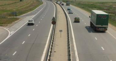 Darea în folosință a transonului de autostradă ce trebuia să fie gata pe 30 iunie a fost amânată