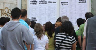 Mii de locuri de muncă vacante pentru şomeri