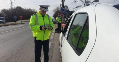 VIDEO / RAZIE de amploare la ieșirile din Constanța. Sute de amenzi date de polițiști