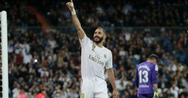 Reprezentație incredibilă data de Real Madrid