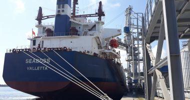 Recesiunea economică și seceta au afectat traficul de mărfuri din portul Constanța