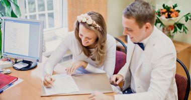 S-a modificat procedura de înregistrare a căsătoriilor!