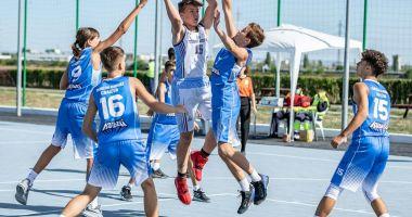 Reguli stricte la festivalurile şi campionatele naţionale de mini-baschet de la Costineşti