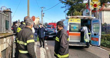 Tragedie în Italia. Cel puțin 5 persoane au murit la un cămin de bătrâni în apropiere de Roma