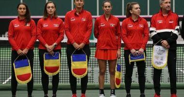 Florin Segărceanu a anunțat lotul României pentru semifinala cu Franța din FED CUP
