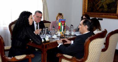 România vrea să crească exportul de ovine în Iordania