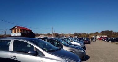 Românii au cumpărat mai mult maşini rulate