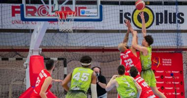 Rost de puncte pentru BC Athletic Neptun în turneul de la Târgu Jiu