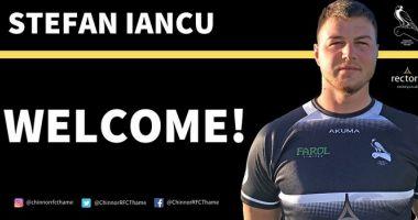 Rugby / Internaţionalul român Ştefan Iancu va juca în divizia a treia din Anglia