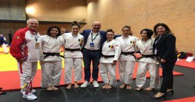 Victorie pentru judo-ul românesc. Bronz în Liga Campionilor