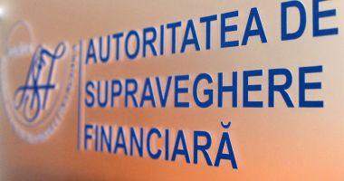 Sancțiuni grele aplicate de consiliul Autorității de Supraveghere Financiară
