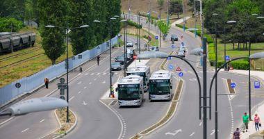 Săptămâna mobilităţii. Transport gratuit, vineri, sâmbătă şi duminică, cu autobuzele CT Bus, la Constanţa